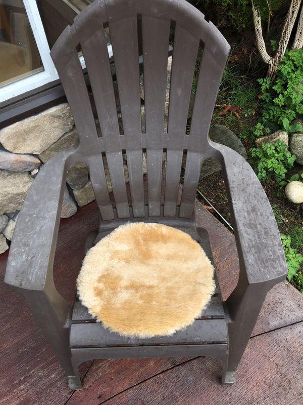 Sheepskin Seat Pads (4)