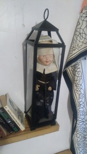 Very Old Haunted Nun Doll for Sale in Livonia, MI