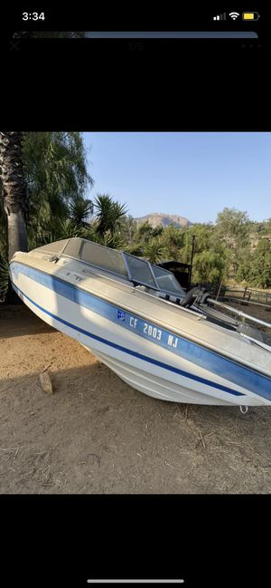 1993 Sea Swirl 190 SE Boat No Trailer for Sale in El Cajon, CA