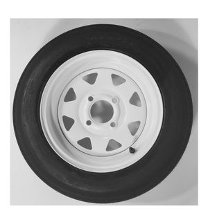 Two trailer tires no rims 4.80/4.00-8 tires only no rims for Sale in Austin, TX