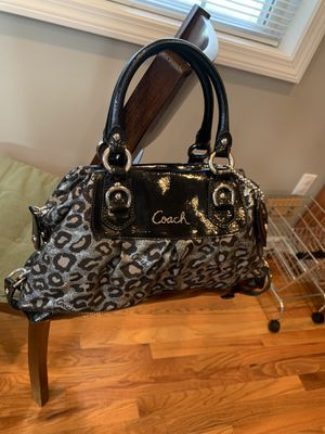 Coach Ocelot Ashley Bag for Sale in New Haven, CT