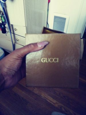 EMPTY Gucci box for Sale in Portland, OR
