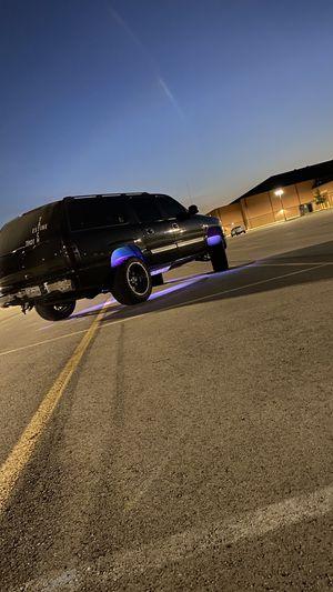 Fuel throttle 20x12 rims for Sale in Murfreesboro, TN