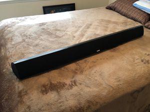 Polk audio sound bar for Sale in Manteca, CA