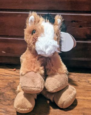 Cute soft fluffy horse plushie for Sale in Los Angeles, CA