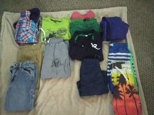 Box of Boys sz 7 clothes for Sale in Austin, MN