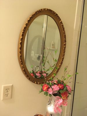 Wall mirror - oval for Sale in Columbia, MD