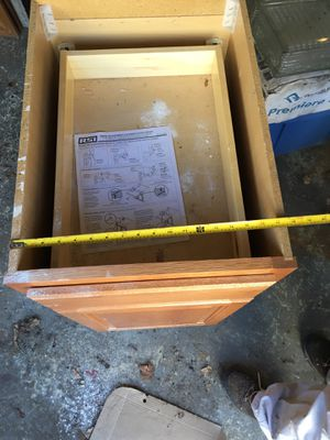 Kitchen floor cabinet for Sale in Cleveland, OH
