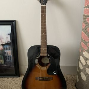 Epiphone Acoustic Guitar for Sale in Miami, FL