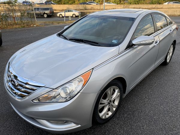 2011 Hyundai Sonata Limited For Sale!