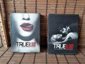 """Complete Season 1 & 2 """"True Blood"""" DVD'S for Sale in Houston, TX"""
