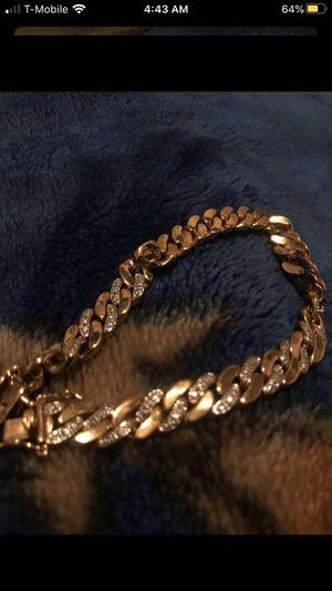 Brass bracelet for Sale in Fairfield, CA