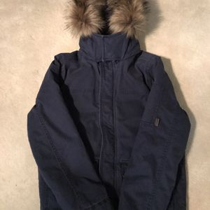 Hollister Parka - Never Worn! for Sale in Houston, TX