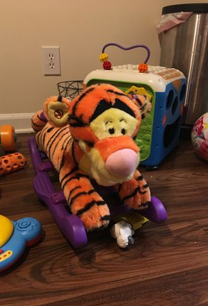 Tiger baby toy for Sale in Greensboro, NC
