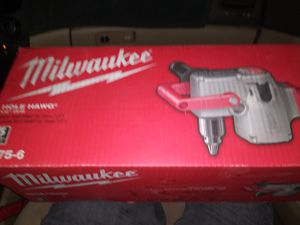 """Milwaukee Hole Hawg 1/2"""" Drill for Sale in Redlands, CA"""