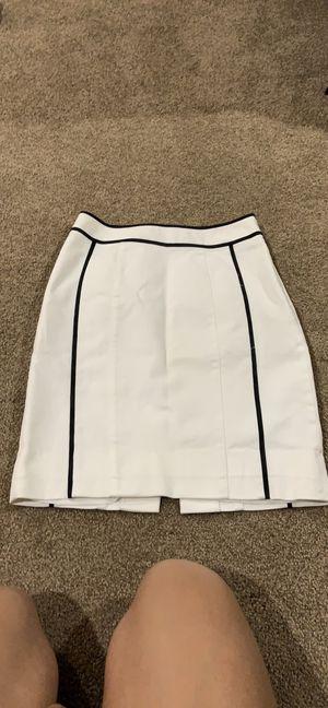 White House black market White skirt for Sale in Portland, OR