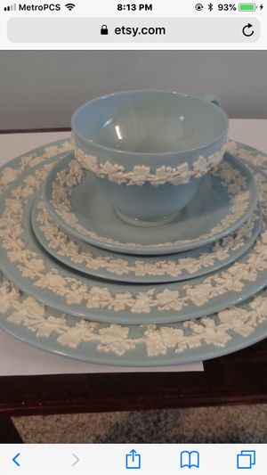 Wedgewood collectibles- Many pieces obo for Sale in North Highlands, CA