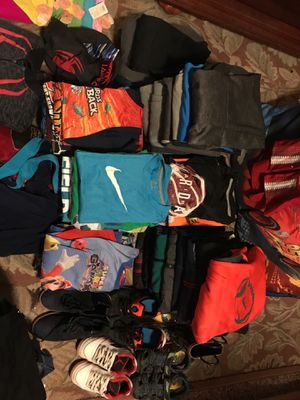Boy clothes Size 7/8 for Sale in Everett, WA
