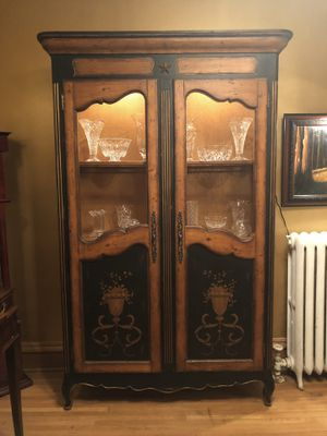 High-end French Country Hutch for Sale in Saint Paul, MN