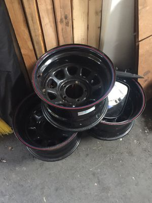 "Rims 16"" is for ford f50 or bronco for Sale in Bothell, WA"