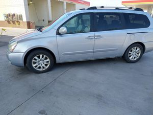 2007 kia sedona 3rd row seats cold ac rear ac fully loaded SIMILAR TO ODYSSEY SIENNA TOWN AND COUNTY CARAVAN for Sale in Phoenix, AZ