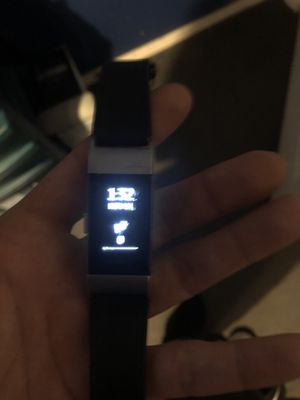 Fitbit tracker watch (no charger) for Sale in Dallas, TX