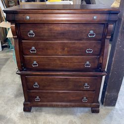Cherry Scrollwork Dresser for Sale in Auburn,  WA