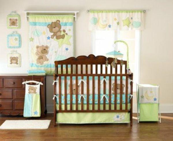 Nursery Set (bedding and decor)