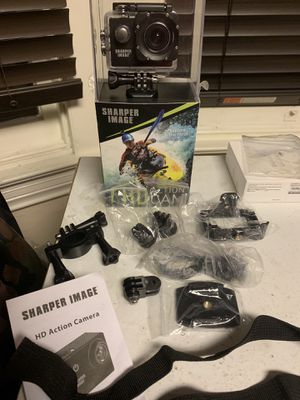 Sharper image action camera for Sale in York, PA