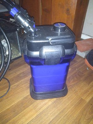 CASCADE 1000 CANISTER FILTER for Sale in Las Vegas, NV