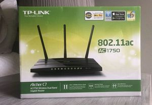 Tp-link ac1750 for Sale in Pataskala, OH