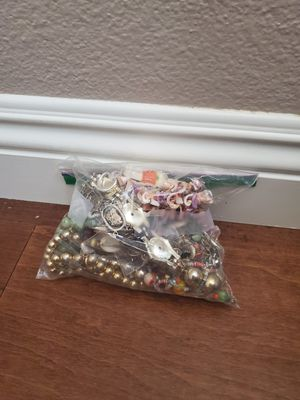 Bag of Antique Jewelry for Sale in San Dimas, CA