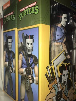 Casey Jones vs Damaged foot soldier 2 pack for Sale in Stockton, CA