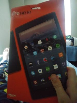 Kindle fire 10 brand new not opened for Sale in Boston, MA