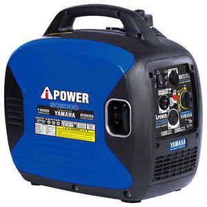 Yamaha 2000 watt inverter generator for Sale in Portland, OR
