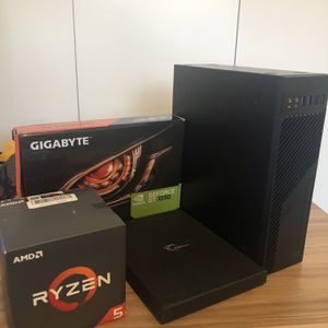 MINI GAMING ITX PC (STREAMING, GAMING, WORKSTATION) for Sale in Beaverton, OR