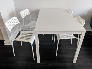 Table and 4 chairs from IKEA for Sale in Decatur, GA
