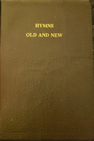 Hymns Old & New Faux Leather 1987 VG+ for Sale in Colorado Springs, CO