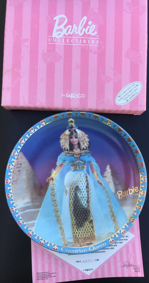 Barbie collectors plate Egyptian queen for Sale in Orange, CA