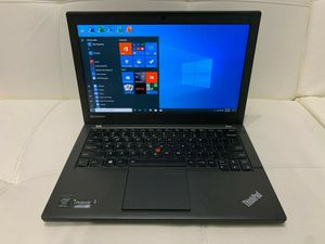 "Lenovo ThinkPad x240 TOUCHSCREEN Laptop Core i3-2GHz 500GB HDD 4GB RAM DVD 14"" Windows 10, FAST LAPTOP, OFFICE FULL PACKAGE for Sale in Los Angeles, CA"