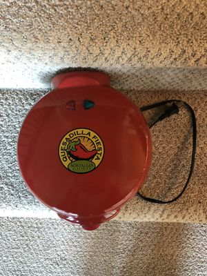 Nostalgia Electrics Quesadilla maker - brand new! for Sale in Cary, NC