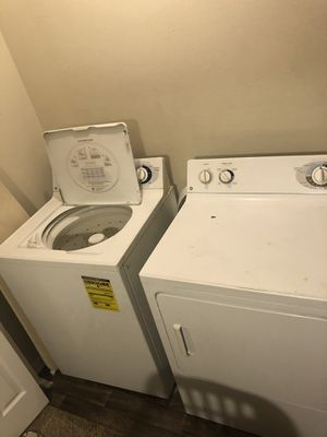 Washer and Dryer for Sale in Tyler, TX