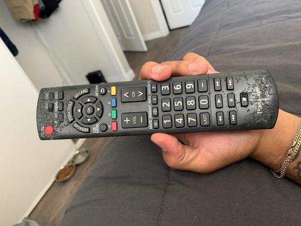 49 inch Panasonic TV