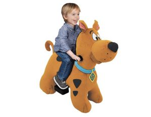 Scooby Doo Plush Ride On for Sale in St. Charles, IL