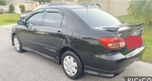 Toyota Corolla S 2003 std for Sale in Kissimmee, FL