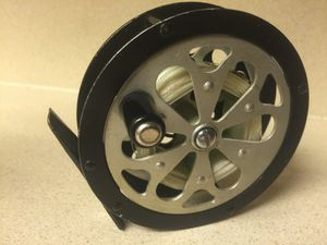 Vintage PFLURGER fishing reel SAL-TROUT No 1554 for Sale in Dublin, OH