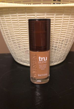 Covergirl tru blend sun beige foundation for Sale in Hamburg, NY