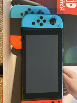 Nintendo switch for Sale in Denton, TX