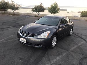 2012 Nissan Altima 2.5S for Sale in Sacramento, CA