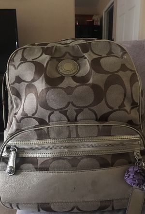 Coach book bag for Sale in Sanford, FL